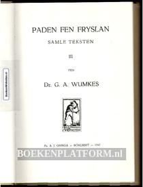 Paden fen Fryslan II 1800-1934