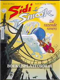 Sidi & Smook, De razende rovers