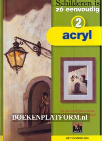 Schilderen is zo eenvoudig Acryl 2
