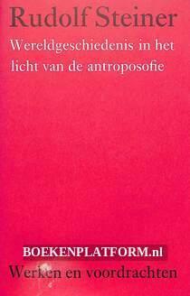 Wereld-geschiedenis in het licht van de antroposofie