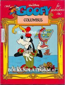 Goofy als Columbus