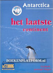 Antarctica het laatste continent
