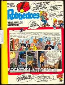Robbedoes 148ste album