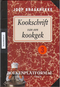 Kookschrift van een Kookgek 3