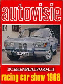 Autovisie 1968 Complete jaargang