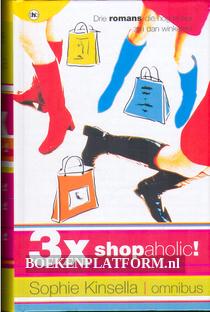 3x Shopaholic! omnibus