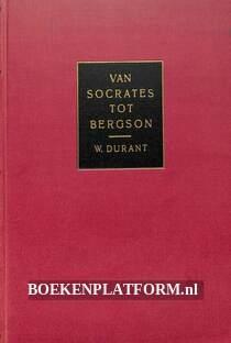 Van Socrates tot Bergson