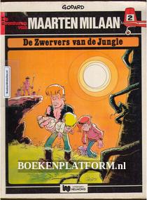 Maarten Milaan, De Zwervers van de Jungle