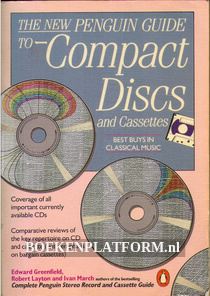 The New Penquin Guide to Compact Discs and Cassettes