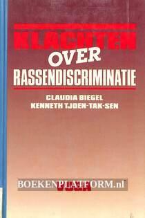 Klachten over rassendiscriminatie