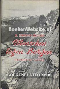 Menschen tegen Bergen