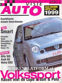 Autovisie 1999 Complete jaargang