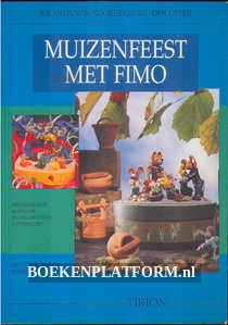 Muizenfeest met FIMO
