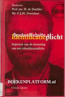 Indentificatie-plicht