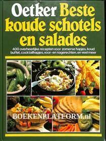 Beste koudeschotels en salades