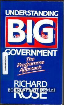 Understanding Big Government