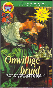 0541 Onwillige bruid