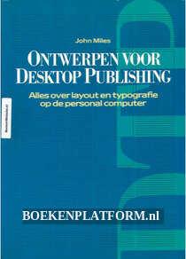 Ontwerpen voor Desktop Publishing