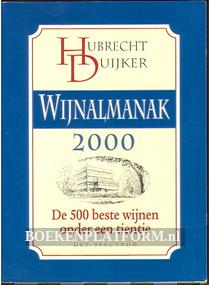 Wijnalmanak 2000