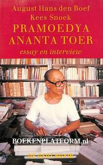 Pramoedya Ananta Toer, essay en interview