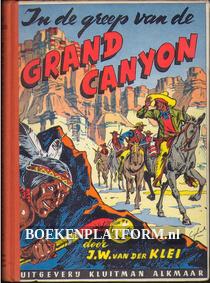 In de greep van de Grand Canyon