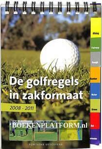 De golfregels in zakformaat