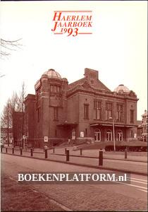 Haerlem Jaarboek 1993