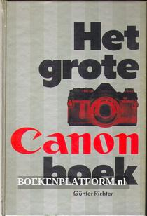 Het grote Canon boek
