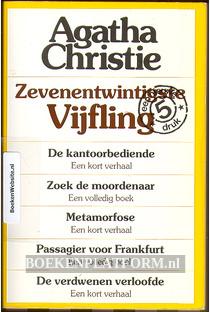 Agatha Christie Zevenen twintigste Vijfling