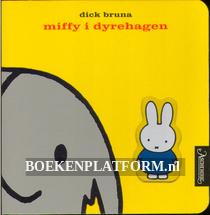 Miffy i dyrehagen