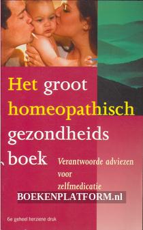 Het groot homeopatisch gezondheids boek