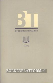 Benedictijns tijdschrift 2000/4