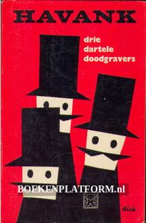 0240 Drie dartele doodgravers