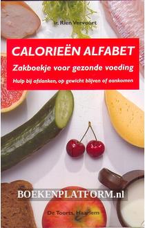 Calorieën alfabet