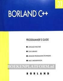 Borland C++ Programmer's Guide