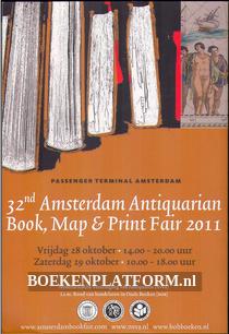 32nd Amsterdam Antiquarian Book, Map & Print Fair