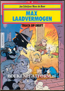 Max Laadvermogen, Truck op drift