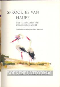 Sprookjes van Hauff