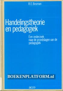 Handelingstheorie en pedagogiek