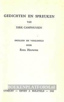 Gedichten en spreuken van Dirk Camphuysen