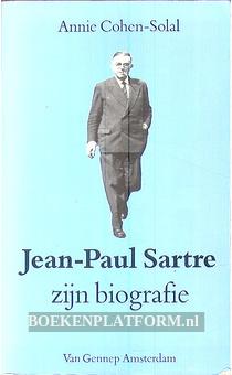 Jean-Paul Sartre zijn biografie