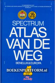 Spectrum atlas van de weg