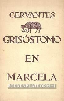 Grisostomo en Marcela