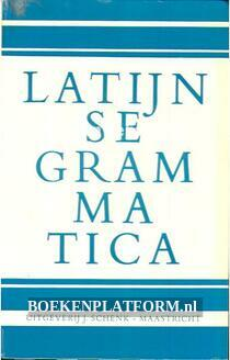 Latijnse grammatica