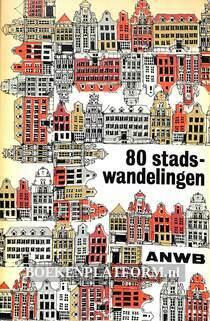80 Stadswandelingen