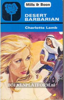 1400 Desert Barbarian