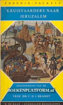 Kruisvaarders naar Jeruzalem