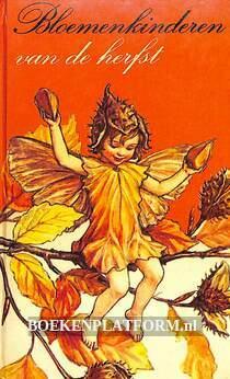 Bloemen-kinderen van de herfst