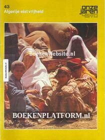 043 Algerije eist vrijheid