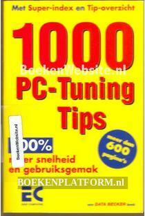 1000 PC-Tuning Tips